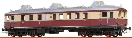 Brawa 44406 - German Diesel Railcar VT 761 of the DRG (DCC Sound Decoder)