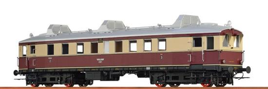 Brawa 44418 - German Diesel Railcar VT 762 of the DRG (DCC Sound Decoder)