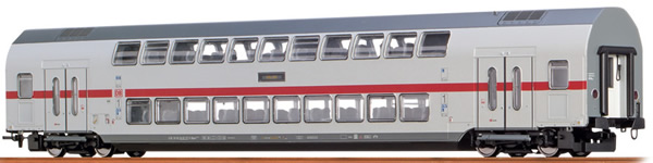 Brawa 44508 - German TWINDEXX Vario IC-Double-Deck Middle Wagon 1st Class DB AG (DC Digital Extra)