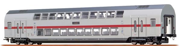 Brawa 44515 - German TWINDEXX Vario IC-Double-Deck Middle Wagon 1st Class DB AG (AC Digital Extra)