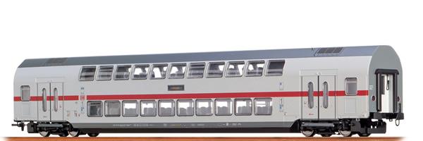 Brawa 44516 - German TWINDEXX Vario IC-Double-Deck Middle Wagon 2nd Class DB AG (AC Digital Extra)