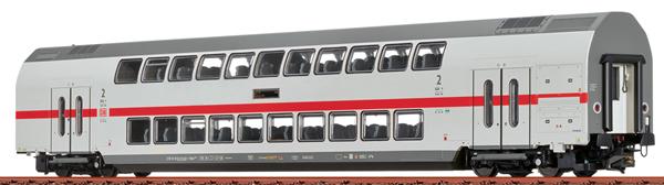 Brawa 44529 - Double Decker 2nd Class Passenger C. DBpza682.2
