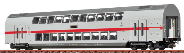 Brawa 44532 - Double Decker 2nd Class Passenger C. DBpza682.2