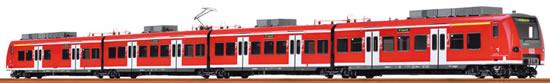 Brawa 44600 - German Electric Railcar BR 425 Regional of the DB-AG