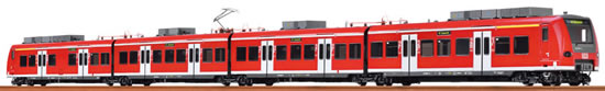 Brawa 44600 - German Electric Railcar BR 425 Regional of the DB-AG