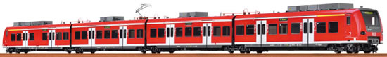 Brawa 44602 - German Electric Railcar BR 425 Regional of the DB-AG (Sound)