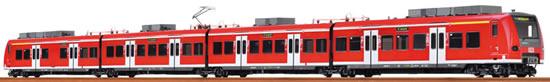 Brawa 44603 - German Electric Railcar BR 425 Regional of the DB-AG (AC Sound)