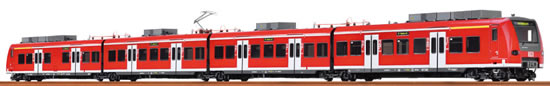 Brawa 44604 - German Electric Railcar BR 425 Regional Southeast of the DB-AG