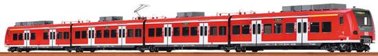 Brawa 44605 - German Electric Railcar BR 425 Regional Southeast of the DB-AG