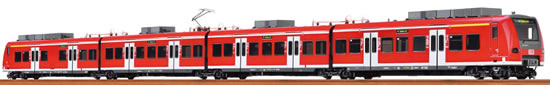 Brawa 44606 - German Electric Railcar BR 425 Regional Southeast of the DB-AG (Sound)