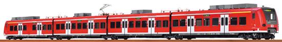 Brawa 44607 - German Electric Railcar BR 425 Regional Southeast of the DB-AG (AC Sound)