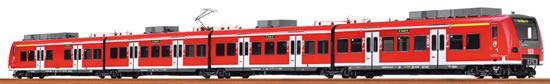 Brawa 44610 - German Electric Railcar BR 425 Regional NRW of the DB-AG (Sound)