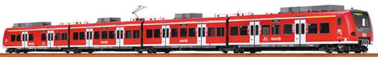 Brawa 44612 - German Railcar BR 425 Regional Baden/Württemberg of the DB-AG
