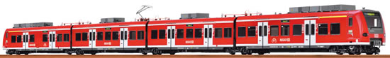Brawa 44614 - German Railcar BR 425 Regional Baden/Württemberg of the DB-AG (Sound)
