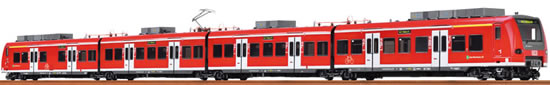 Brawa 44616 - German Railcar BR 425 Regional Southwest of the DB-AG
