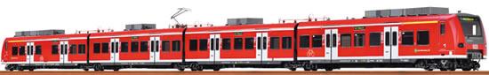 Brawa 44616 - German Railcar BR 425 Regional Southwest of the DB-AG
