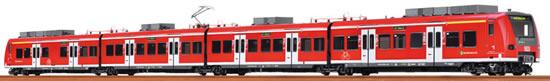 Brawa 44618 - German Railcar BR 425 Regional Southwest of the DB-AG (Sound)