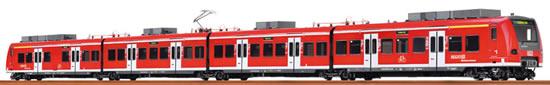 Brawa 44628 - German Railcar BR 425 Regional Hessen of the DB-AG
