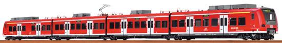 Brawa 44629 - German Railcar BR 425 Regional Hessen of the DB-AG