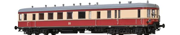 Brawa 44713 - Diesel Railcar BR VT137 DR (single unit) (AC Digital Basic Plus)