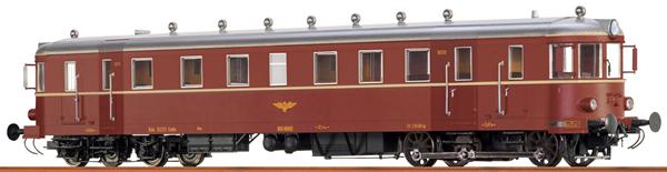 Brawa 44800 - Norwegian Diesel Railcar of the NSB (DC Analog Basic Plus)