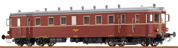 Brawa 44803 - Norwegian Diesel Railcar CMDO9 of the NSB (AC Digital Extra w/Sound)