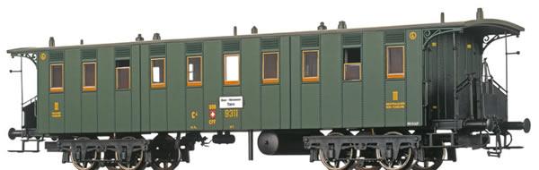Brawa 45063 - Passenger Coach C4 SBB