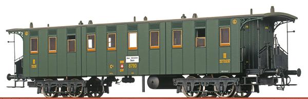 Brawa 45065 - Passenger Coach C4