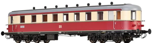 Brawa 45150 - German 4 Axle Passenger Car VB147 of the DR