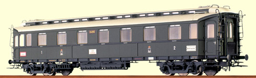 Brawa 45203 - H0 Passenger Coach AB4ü 04282