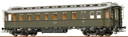 Brawa 45214 - H0 Passenger Coach Kitchen DR