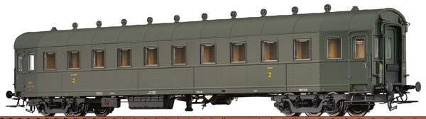 Brawa 45323 - French Express Train Car B4u