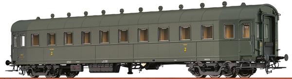 Brawa 45324 - French express Train Car B4u