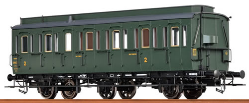 Brawa 45485 - French Passenger Coach pr11 C3tr of the SNCF