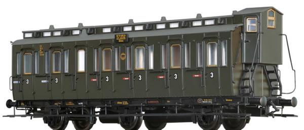 Brawa 45486 - Compartment Coach C3 DRG