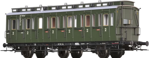 Brawa 45488 - Compartment Coach B3 DB