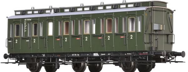 Brawa 45488 - Compartment Coach B3 DB