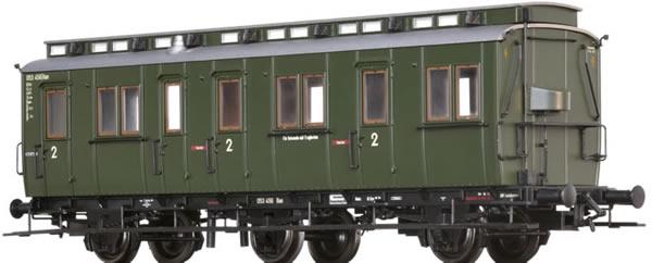 Brawa 45489 - Compartment Coach B3tr DB
