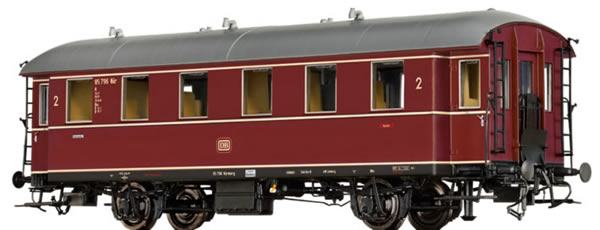 Brawa 45541 - German Passenger Car Ci-33 of the DB