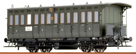 Brawa 45604 - H0 Comp. Coach DRG, II