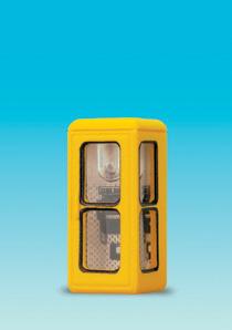 Brawa 4563 - N Telephone Box IV