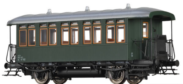 Brawa 45645 - Austrian Passenger Car Bu of the OBB