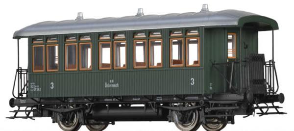 Brawa 45649 - Austrian Passenger Car Cu of the BBO