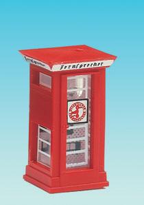 Brawa 4568 - N Telephone Box FH 32 II