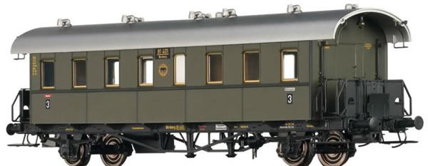 Brawa 45763 - Passenger Coach Cid 21 DRG