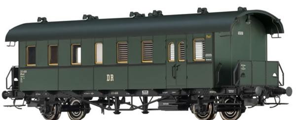 Brawa 45766 - Passenger Coach BPosti DR