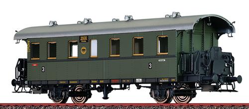 Brawa 45818 - H0 Standard Coach Cidel24 DRG