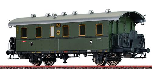Brawa 45819 - H0 Standard Coach Ciel-25 DRG