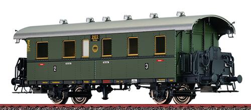 Brawa 45820 - H0 Standard Coach Bciel-24 DR