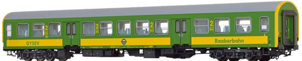Brawa 46031 - Passenger Coach BDyz GYSEV